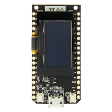 LILYGO® TTGO LORA V1.3 868/915Mhz  ESP32 Chip SX1276 Module 0.96 Inch OLED  Screen WIFI And Bluetooth Development Board