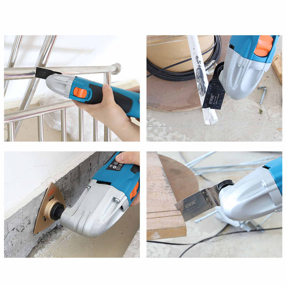 Oscillating Tool Accessories Woodworking Vacuum Cleaner Attachment For Renovator