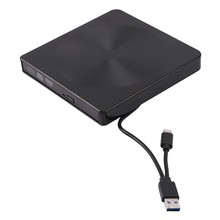 TypeC / USB External DVD Burner External Mobile DVD Drive USB3.0 Drive(China)