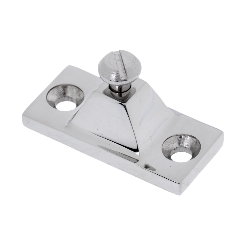 Stainless Steel Side Mount Bimini Top Deck Hinge For Marine, Boats, Canopys