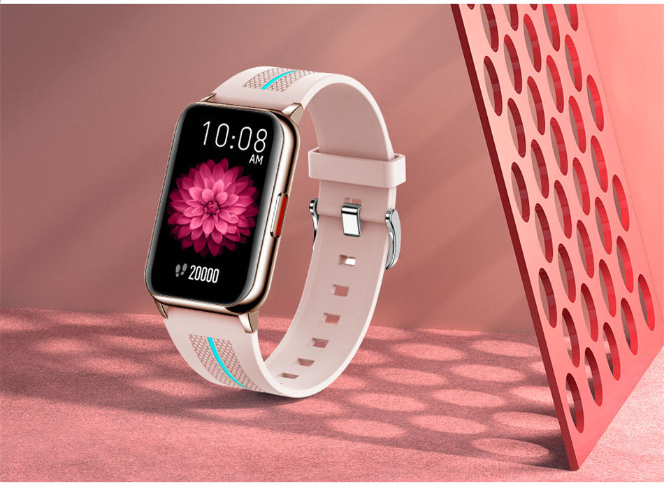 H282b98be11d8486482ef8152b3e19d78h New Smart Band Watch Fitness Tracker Bracelet Waterproof Smartwatch Heart Rate Monitor Blood Oxygen LED Screen For Huawei Xiaomi
