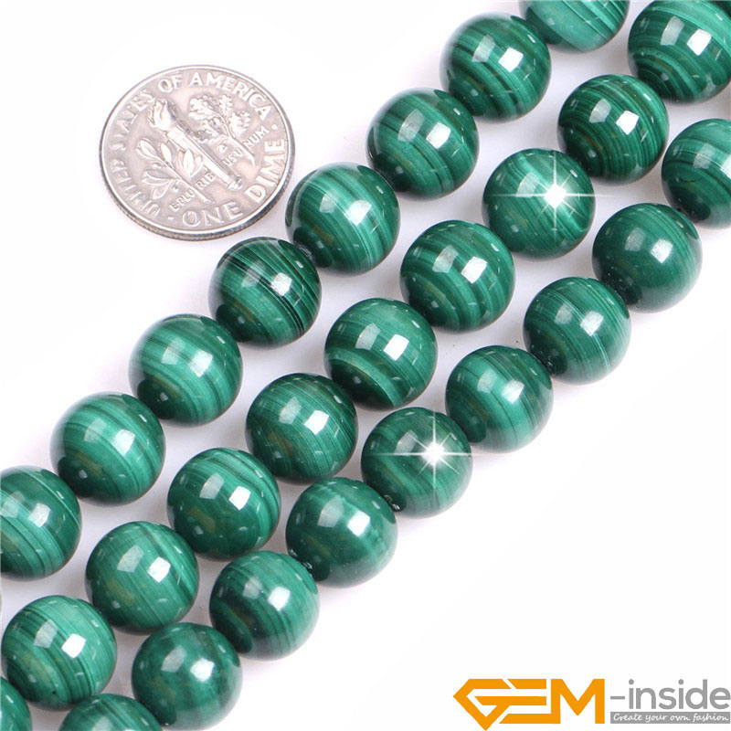 Wholesale Natural Turquoise Stone Beads Loose Spacer Jewelry Findings DIY 4-10MM
