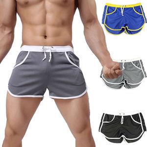 Men Sport Shorts Bodybuilding Sweatpants Run jogging Trousers Training Fitness ShortS Men Gym Soccer Basketball short Pants