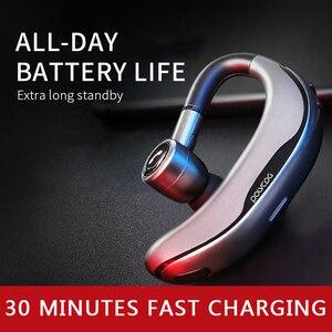 Image 4 - Polvcdg F600 Draadloze Hoofdtelefoon Drive Bluetooth Haak Handsfree Stereo Mic Oortelefoon Oordopjes Voor I12 Tws Pro Voor Iphone Samsung