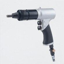 цена на Pneumatic Pull Cap Gun Pneumatic Pull Gun Pull Rod Gun Rivet Nut Pistol Pneumatic Tool M4-m10 Pneumatic Tool