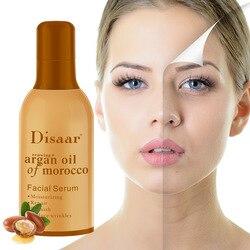 Argan Oil Morocco Facial Serum Transparent Repair Facial Cream Anti-aging Face Lifting Firming Serum Reduce Wrinkle Skin Care