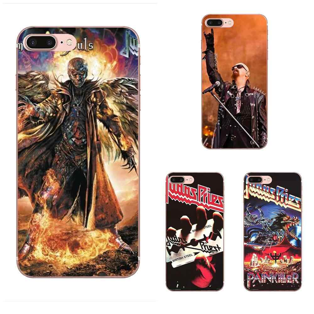 Rob Halford Judas Priest Band Voor LG K50 Q6 Q7 Q8 Q60 X Power 2 3 Nexus 5 5X V10 v20 V30 V40 Q Stylus Telefoon Shell Covers