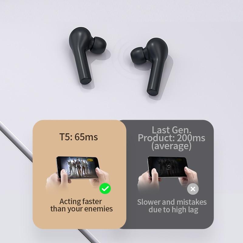 QCY T5 TWS earphone