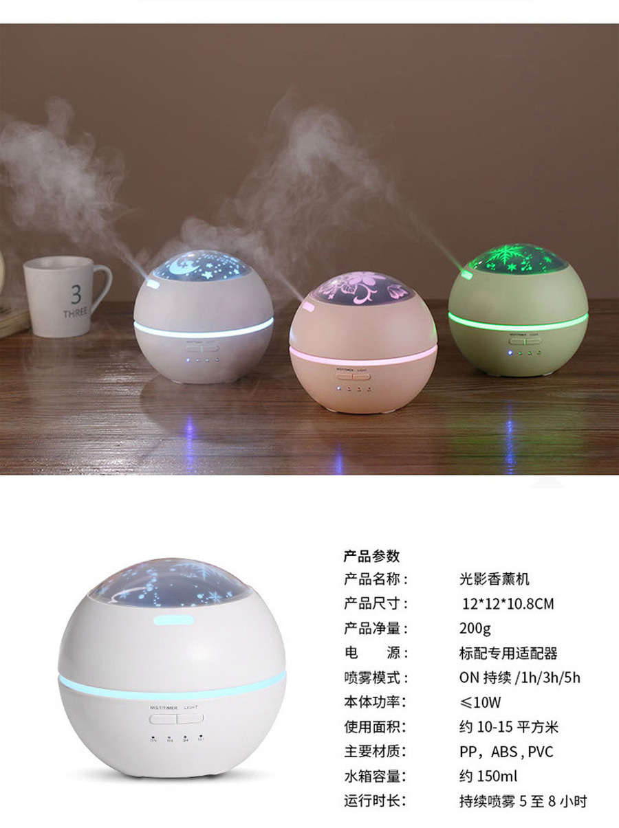 Essence Burner Electric Fragrance Oil Burners Incense Burner Electric Diffuser Aroma Essential Electric Oil Burner Lamp II50XXL 2