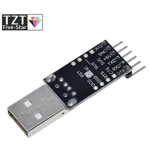 Image 4 - CP2102 USB 2.0 to TTL UART Module 6Pin Serial Converter STC Replace FT232