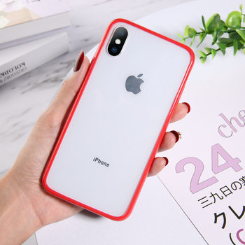 Back Cover iPhone XS Max