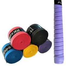 5pcs/lot Tennis Racket Grip Anti-skid Sweat Absorbed Wraps Taps Badminton Grips Racquet Vibration Overgrip Sweatband B320 цена