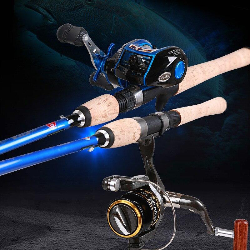 Spinning Fishing Rod Power Telescopic Rock Fishing Rod Carp Feeder Surf Spinning