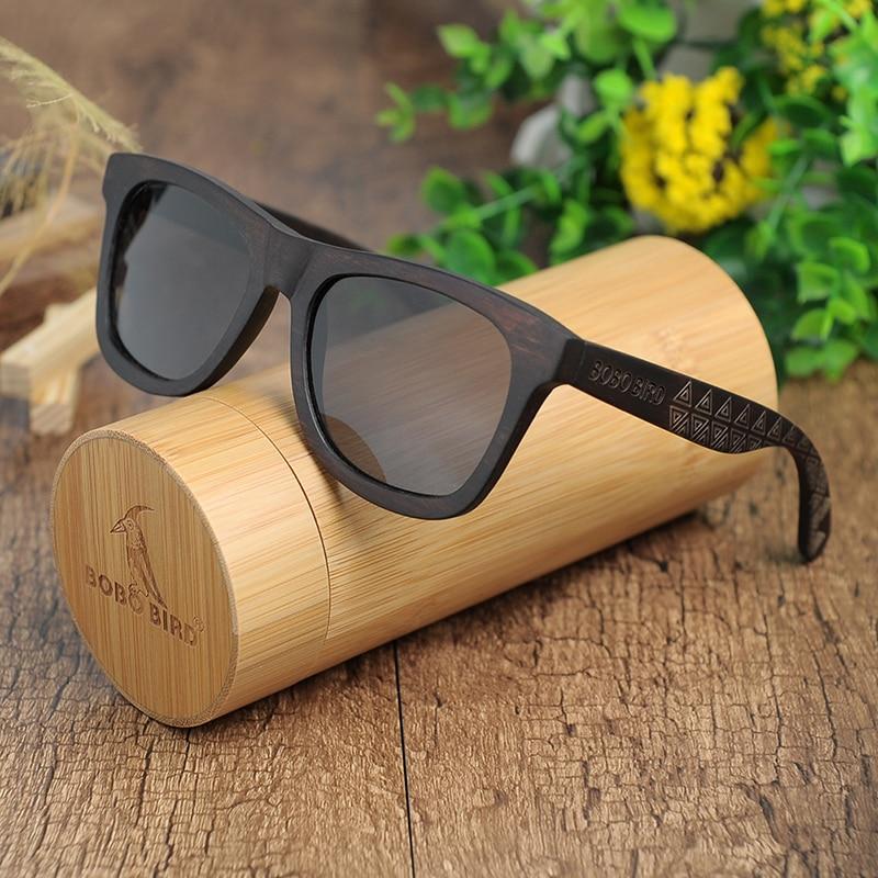 de sol de madeira para mulheres e