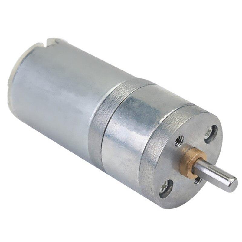 1 шт. электрическая коробка передач мотор 12 В постоянного тока 1000 об/мин 4 мм вал с высоким крутящим моментом мини Электрический редуктор ed коробка из металлического сплава двигатели 25x70 мм|Двигатель постоянного тока DC|   | АлиЭкспресс