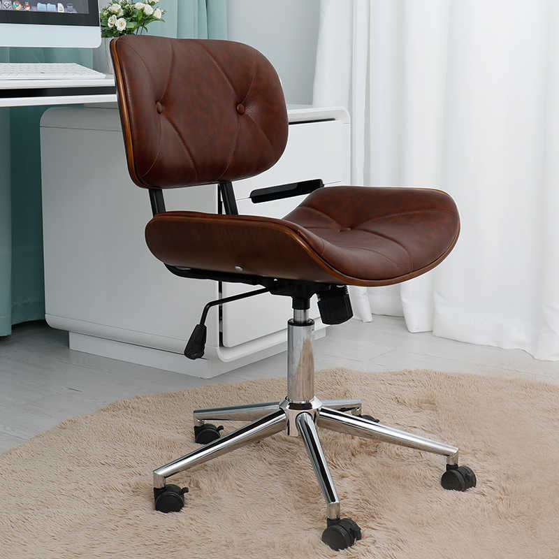 Подъемный современное офисное кресло Простой творческий дом вращающийся барный