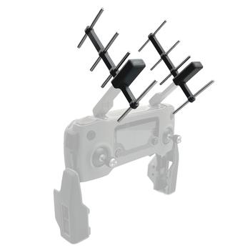1 para 2 4G 5 8G Rustproof RC wymiana dronów części zewnętrzna antena YAGI wzmacniacz łatwa instalacja dla DJI Mavic Mini Pro 2 Air tanie i dobre opinie Woopower CN (pochodzenie)