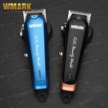 Wmark NG 103plusプロフェッショナルコードレスバリカン6500 7000 rpmヘアートリマー調整可能な切断レバー10ワット電源