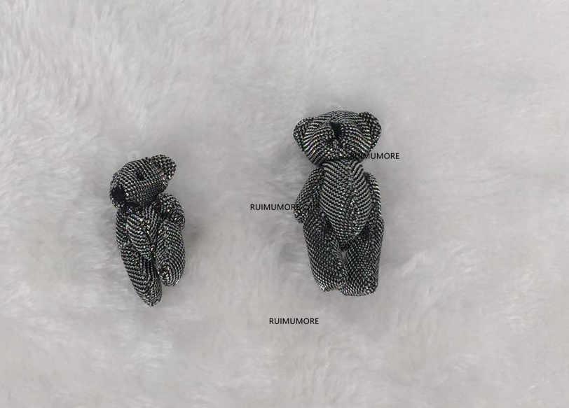 Multi cores, para a escolha-4-7 cm macio pelúcia coelho brinquedo de boneca recheado, brinquedos de pelúcia do urso do presente de casamento do miúdo