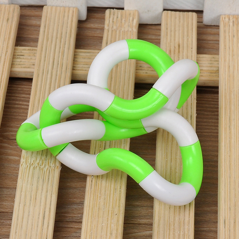 Decompression Toy Autism Fidget Gift Perfect-Stress Adult New Twist Deformation-Rope img5