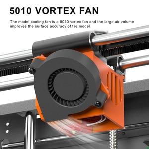Image 4 - Livraison gratuite Flyingbear fantôme 5 plein cadre en métal haute précision bricolage 3d imprimante kit imprimante impresora plate forme en verre