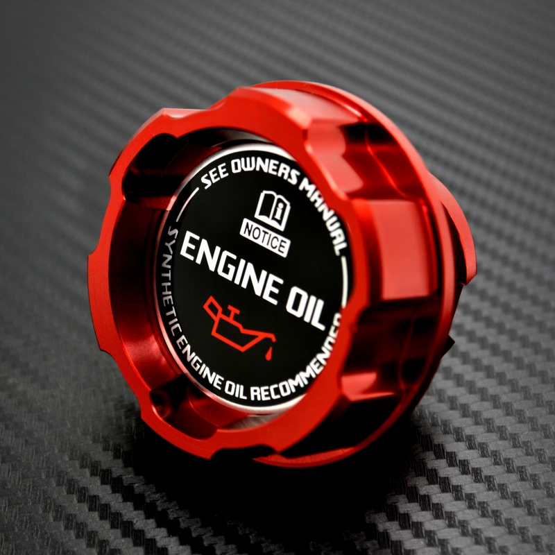 Red Aluminum <font><b>ENGINE</b></font> Oil Cap for <font><b>MAZDA</b></font> MAZDASPEED <font><b>MAZDA</b></font> 2, <font><b>MAZDA</b></font> <font><b>3</b></font> Axela <font><b>Mazda</b></font> 6 Atenza <font><b>Mazda</b></font> 5 New CX-5 CX-7 MX-5 image