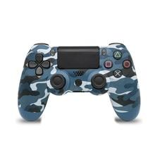 Controlador sem fio bluetooth gamepad para ps4 playstation 4 console controle joystick controlador para ps4 dualshock 4