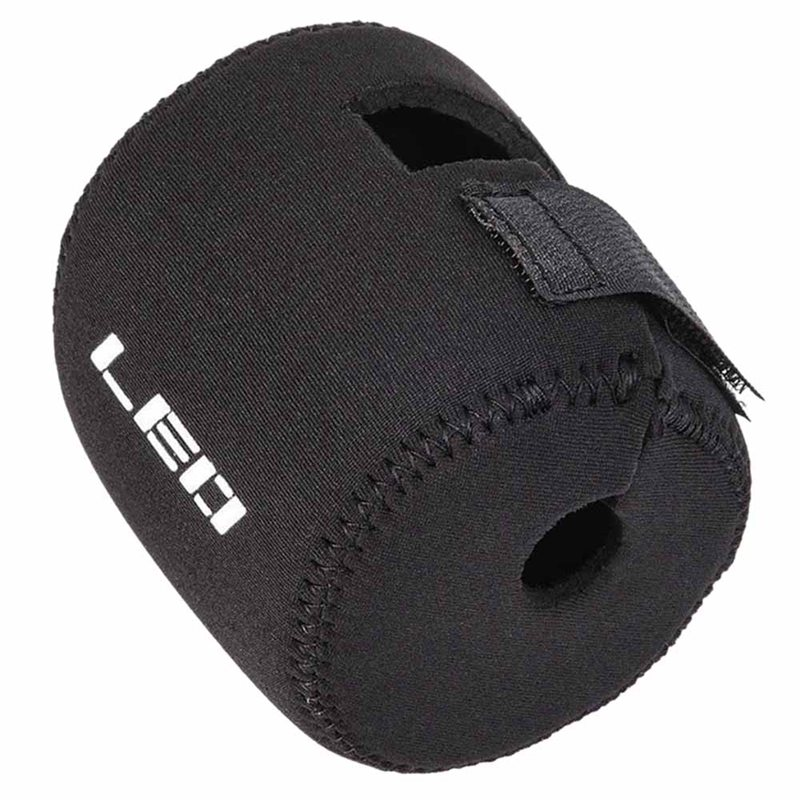 Leo Super Light And Strong Neoprene Drum Fishing Reel Bag Sbr Protective Case Reel Cover For Reel Case