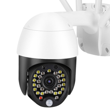 1080P HD IP Camera WiFi Motion Detection Dome CCTV Camera Waterproof 29 LED Lights Outdoor Home Security Surveillance Camera