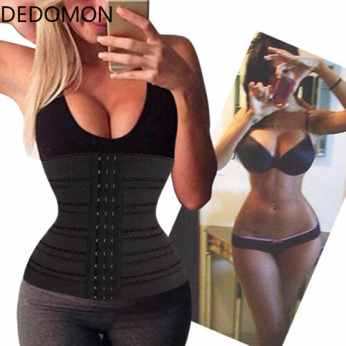Weight Loss Slimming Belt Waist Trainer High Waist Shaper Anti Cellulite Body Shaper Corset Face Slimming Belt Face Lift Tool