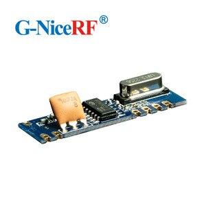 Image 4 - 10 zestawów 433MHz ASK moduł nadawczo odbiorczy zestaw SRX882 + STX882 + antena sprężynowa bezprzewodowy moduł RF 433MHz