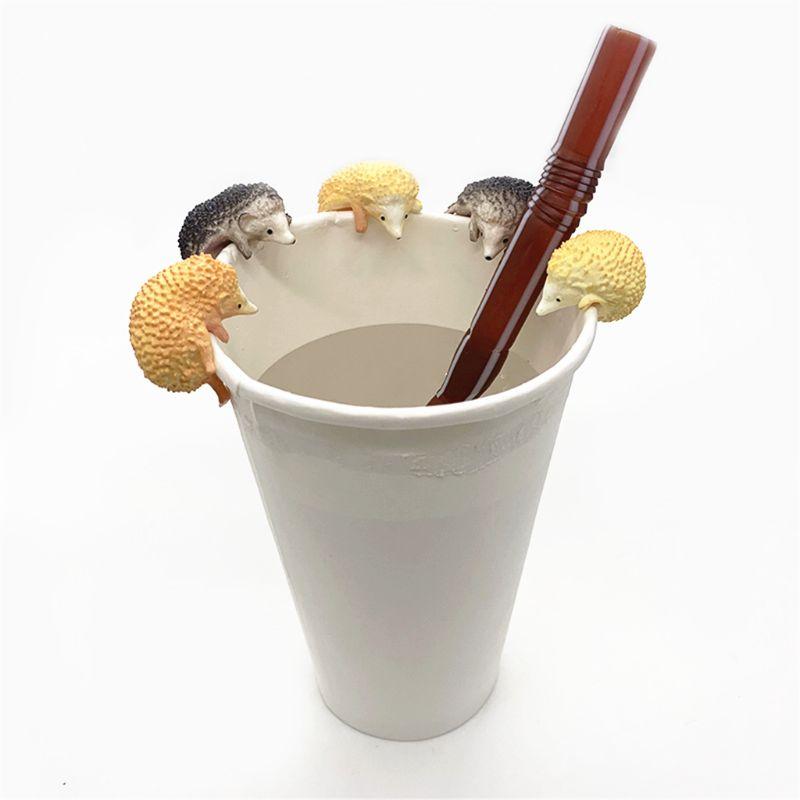 3PCS Japan Capsule Toys Mini Hedgehog Model Figures Cute Pets Gashapon Desktop Kids Toy