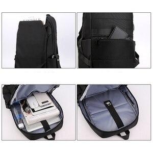 Image 5 - Słynny plecak markowy wysokiej jakości młodzieżowy plecak podróżny moda mężczyzna i kobieta tornister Laptop biznesowy plecak dla mężczyzn