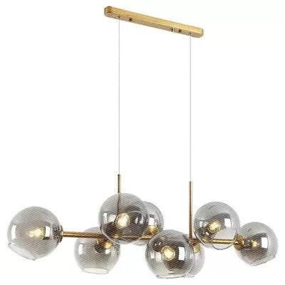 Nordic ristorante lampade a sospensione della moderna molecolare fagiolo magico luce personalità creativa hotel bar luci del pendente