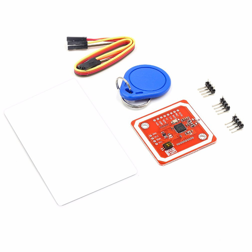 3.56Mhz PN532 NFC RFID Wireless Module Compatible For Raspberry Board Nfc Card Reader Module Electronic DIY Tool