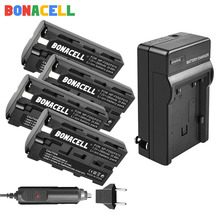 Bonacell NP-F550 Rechargeable Li-ion battery + Charger For Sony NP-F330 NP-F530 NP-F570 NP-F730 NP-F750 NP-F770 NP-F970 doscing 4pcs 7200mah np f960 np f970 np f930 rechargeable camera battery for sony f950 f330 f550 f570 f750 f770 mvc fd51