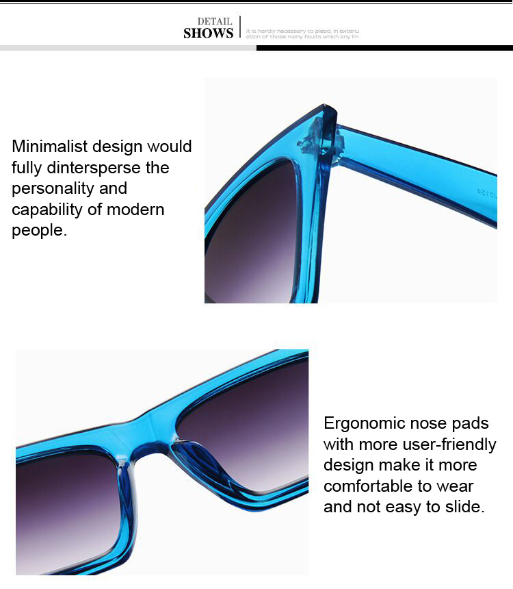 square vintage sunglasses