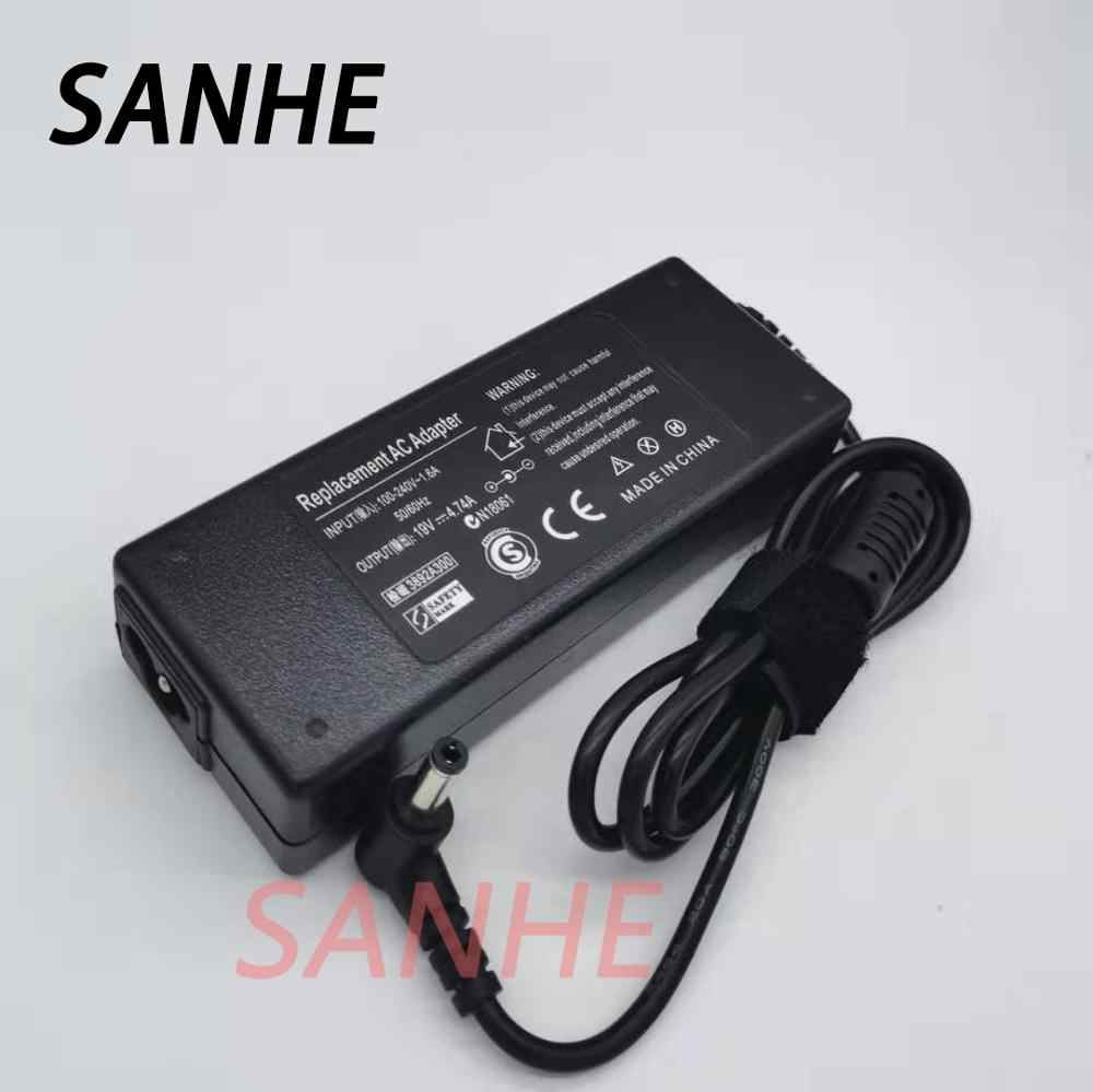 19V 4.74A AC Power Supply Adaptor Notebook Charger untuk Laptop Asus A46C X43B A8J K52 U1 U3 S5 W3 w7 Z3 untuk TOSHIBA/HP Notbook
