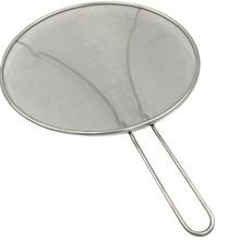 Для Сковороды кухонные принадлежности защита от брызг защита смазки многофункциональная из нержавеющей стали практичная портативная крышка сковороды