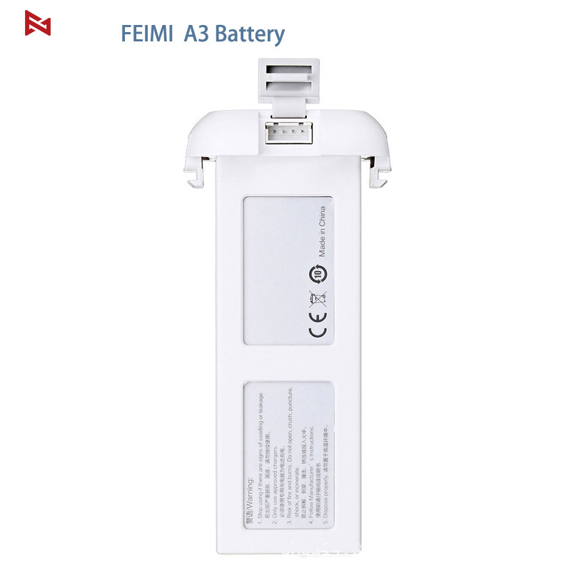 Original <font><b>FIMI</b></font> <font><b>A3</b></font> RC quadcopter recyclable lithium <font><b>battery</b></font> 11.1V 2000 mAh 3S in stock image
