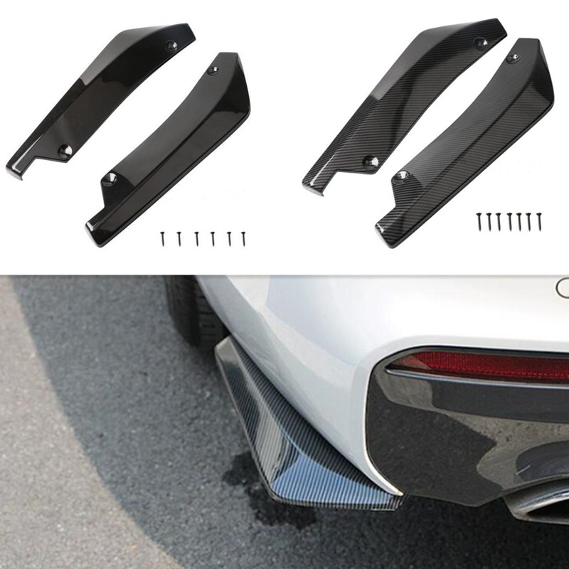 2020 Hot Sale Car rear bumper accessories for Mercedes Benz A200 A180 B180 B200 CLA GLA AMG A B C E S Class CLS GLK CLK SLK W211