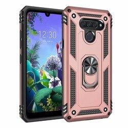 На Алиэкспресс купить чехол для смартфона for lg k50 q60 k50s case luxury armor soft shockproof case for lg k10 2018 k12 plus k30 2019 k40 x4 2019 stylo 5 back cover