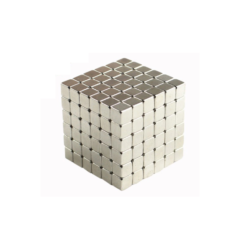 216Pcs 3mm Magic Magnet Magnetic Blocks Balls NEO Sphere Cube Beads Building Toys PUZZLE
