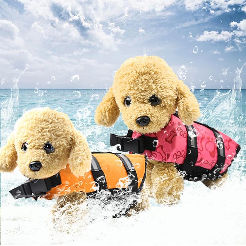 Summer Best Selling Pet Supplies Dog Life Jacket Dog Swimsuit 1.5kg 5kg11kg15kg Large Medium and Small Pet Swimsuit