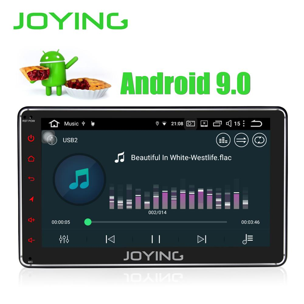 JOYING 1din 2G RAM Android 9.0 Car Radio 7'' HD Touch Screen GPS System FM Car Head Unit Video Out Audio Rearview Camera Reverse