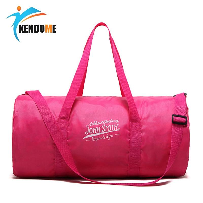 Hot High Quality Waterproof Outdoor Male Yoga Duffel Sports Bag Training Gym Bag Men Women Fitness Bags Travel Shoulder Handbag