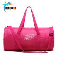 Hot High Quality Waterproof Outdoor Male Yoga Duffel Sports Bag Training Gym Bag