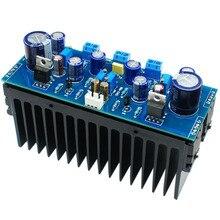 Nouveau 1969 Npn 2.0 canaux classe a amplificateur carte complète et dissipateurs thermiques