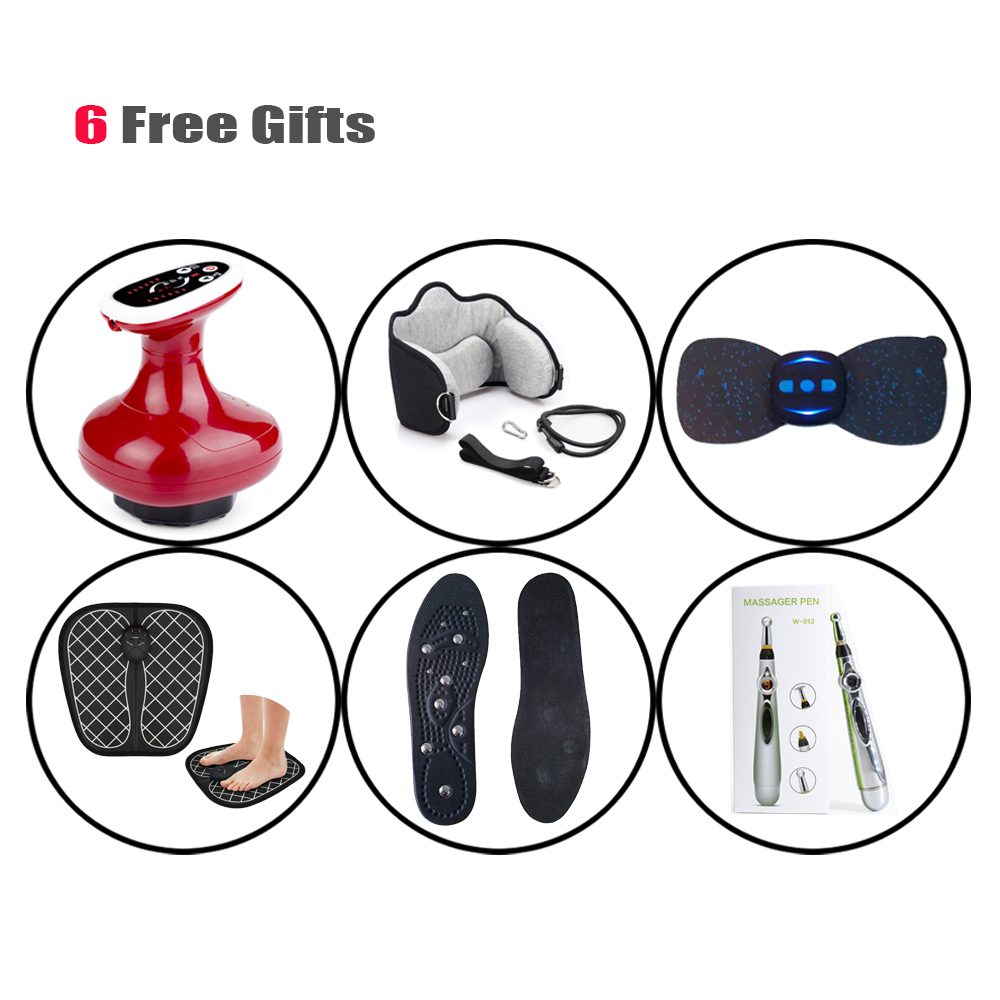 6 Free gifts