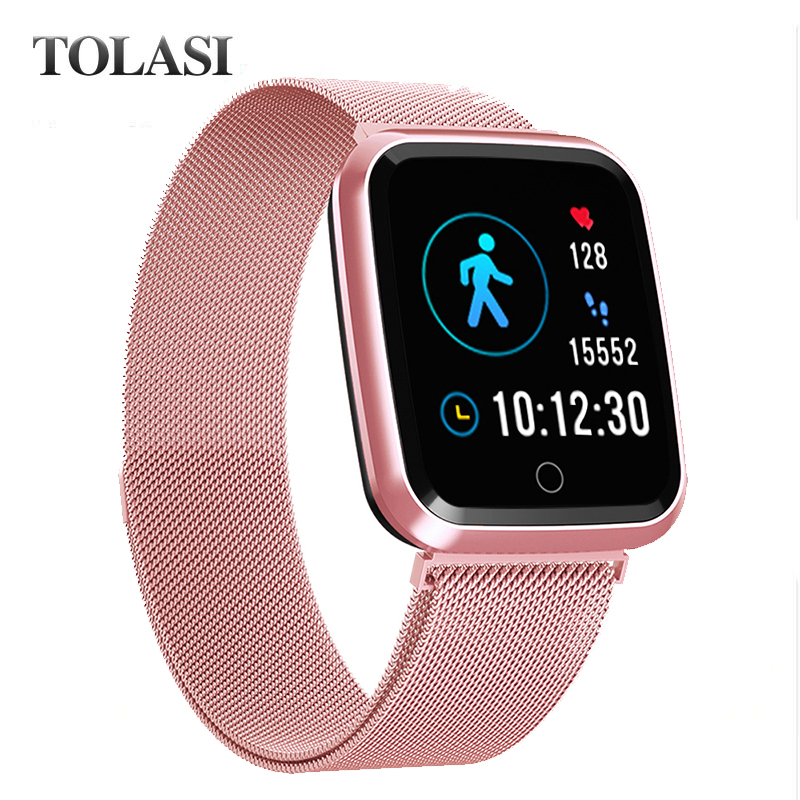 N99 Heart Rate Monitor Smart watch Women Men Fitness Tracker Sport IP68 Waterproof Smartwatch for Android IOS apple Reloj Mujer